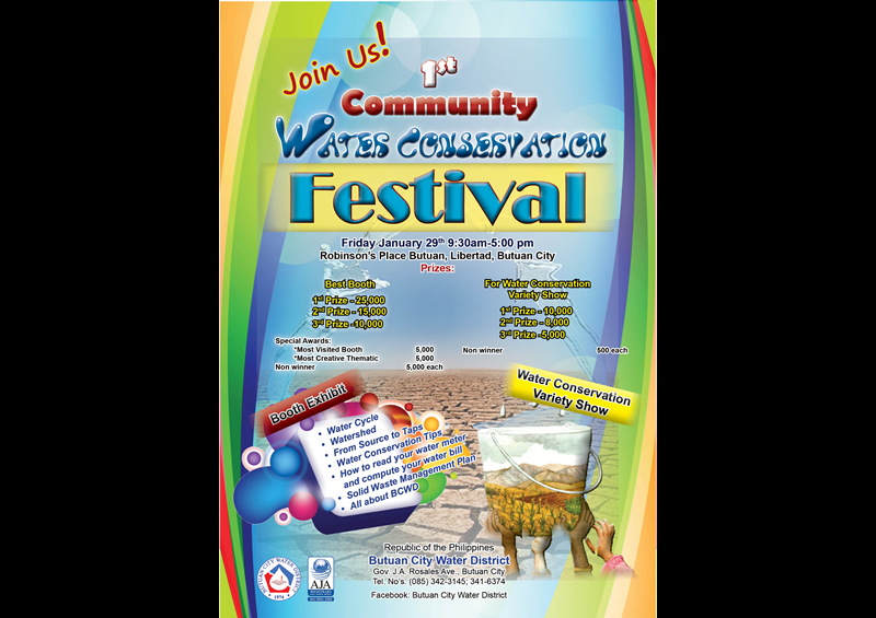 1st Community Water Conservation Festival