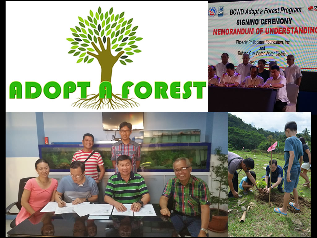 Adopt-A-Forest Program in the Taguibo Watershed: What's Up?