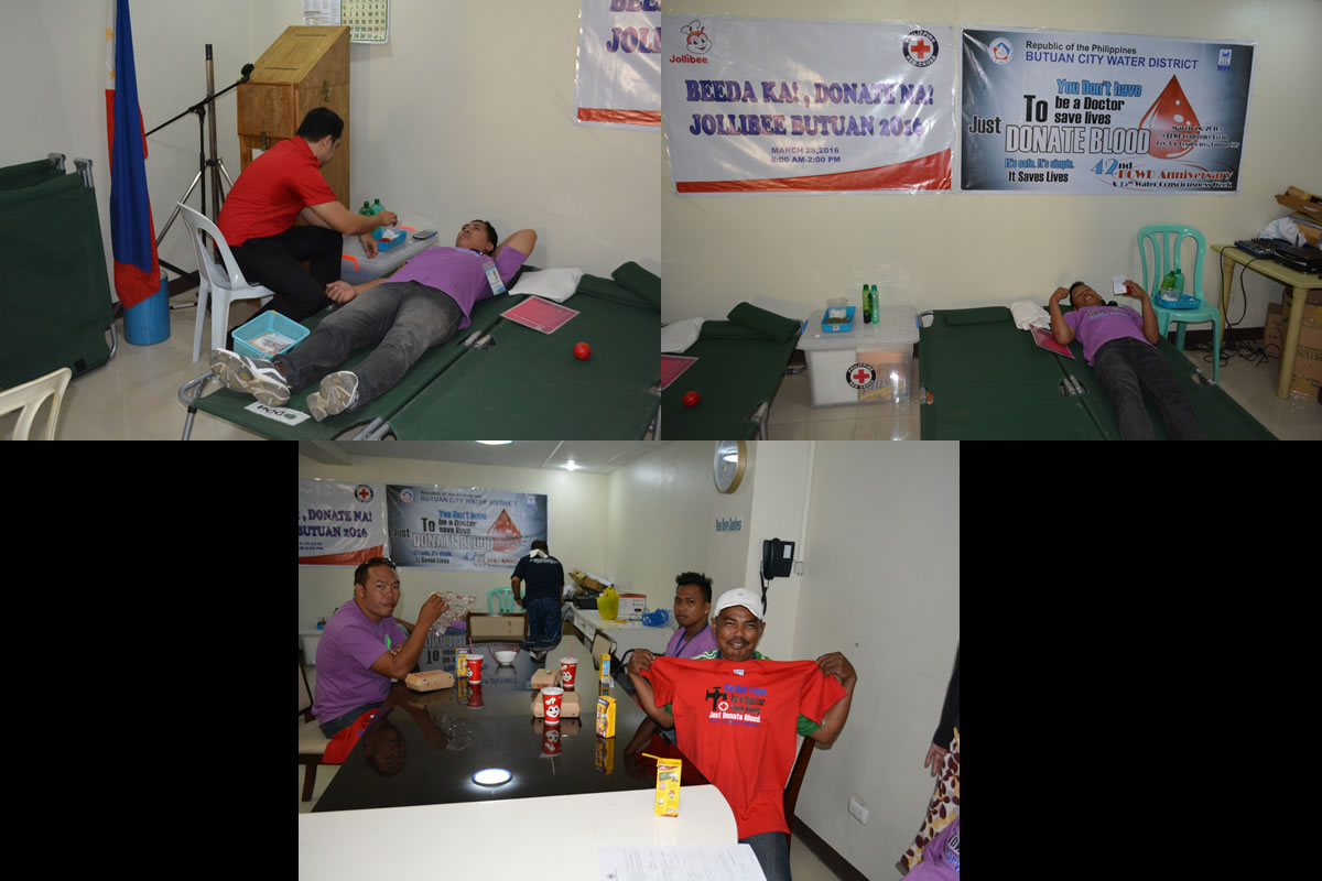 BCWD to Conduct Bloodletting Activity